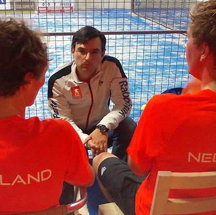#9 – Marie-José Rutten in gesprek met Norberto Nesi, mede-oprichter en oud voorzitter van de Nederlandse Padelbond en oud bondscoach.