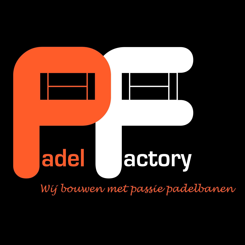 padel factory def zwart en wit