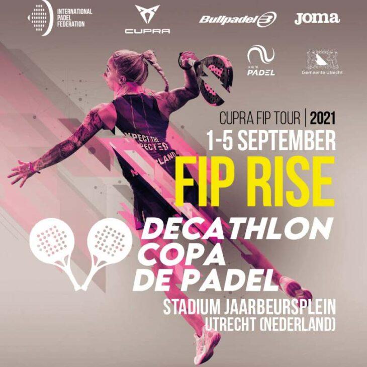 #29 – Decathlon Copa de Padel is een officieel Internationaal Padeltoernooi in festivalsferen.